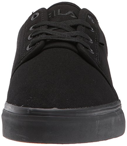 Canvas Shoe Fila Walking Black Black Black Men's Easterly qZxFxEag