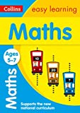 Maths Ages 5-7 (Collins Easy Learning KS1)