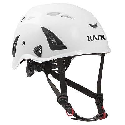 Work/Rescue Helmet, Super Plasma, White: Automotive
