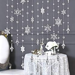 Crystal Rain Bead Curtain