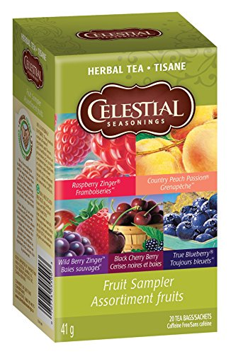 Celestial Seasonings Herbal Fruit Sampler