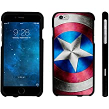 iPhone 6 Case, Spots8 Hard Plastic Slim Fit [American Star] Case Covers Compatible with iPhone 6 (AT&T/Verizon/Sprint/T-Mobile/Boost Mobile/US Celluar)