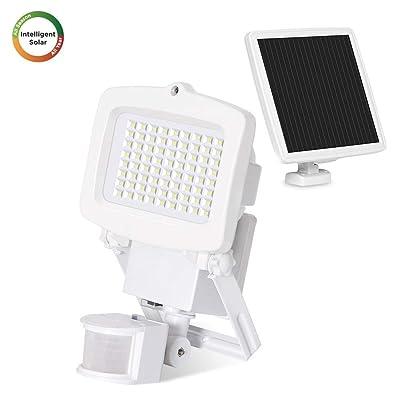Westinghouse 2000 Lumens Solar Security Flood Lights Solar Motion Sensor Lights Outdoor