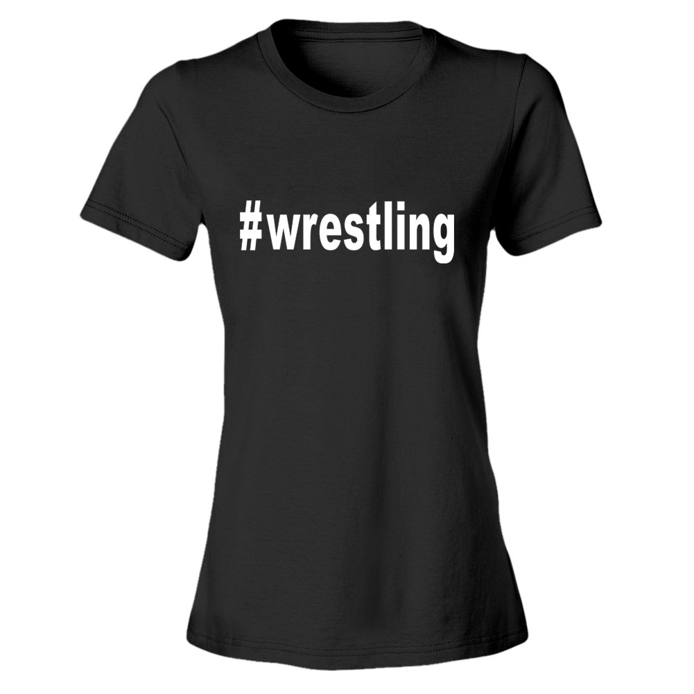 OKnown Women's T-Shirts Wrestling Cotton Funny Tee