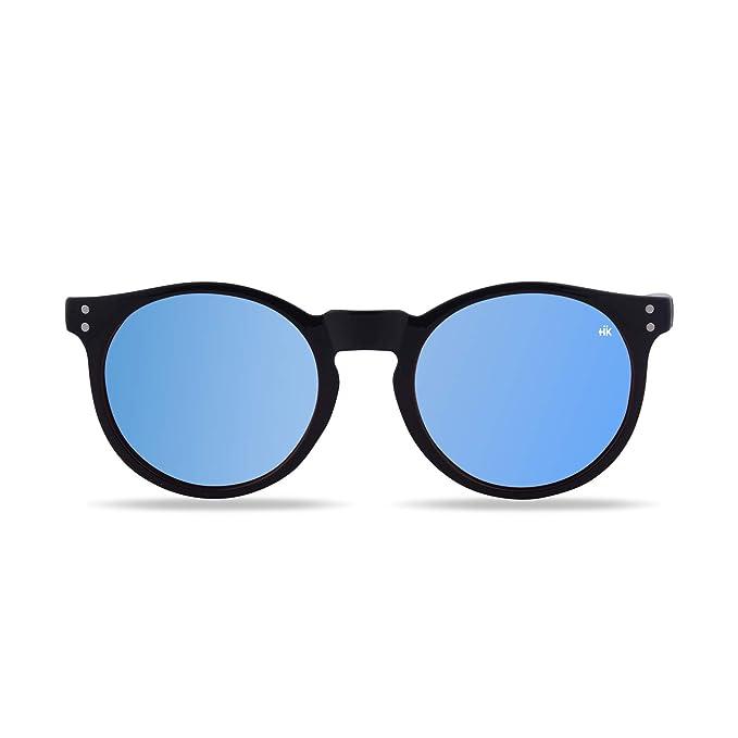 Hanukeii Wildkala Black Gafas de sol, Wayfarer, Polarizadas ...