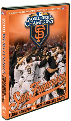 2010 San Francisco Giants: The Official World Series ()