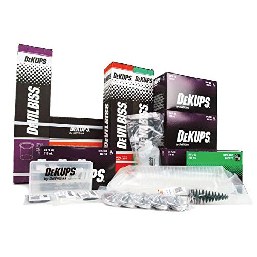 DeVilbiss 658701023714 DPC650 DeKups Shop Starter Kit