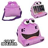 CosyHolder - Bailey - iPad & Kindle Tablet holder - Purple