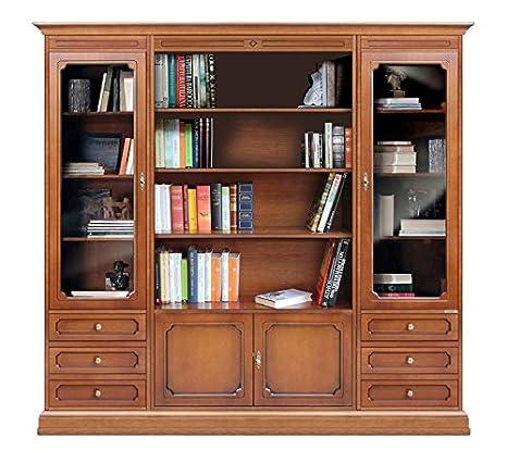 Arteferretto Composición Mueble librería para salón en ...