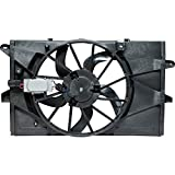 Universal Air Conditioner FA 50263C Engine Cooling Fan Assembly