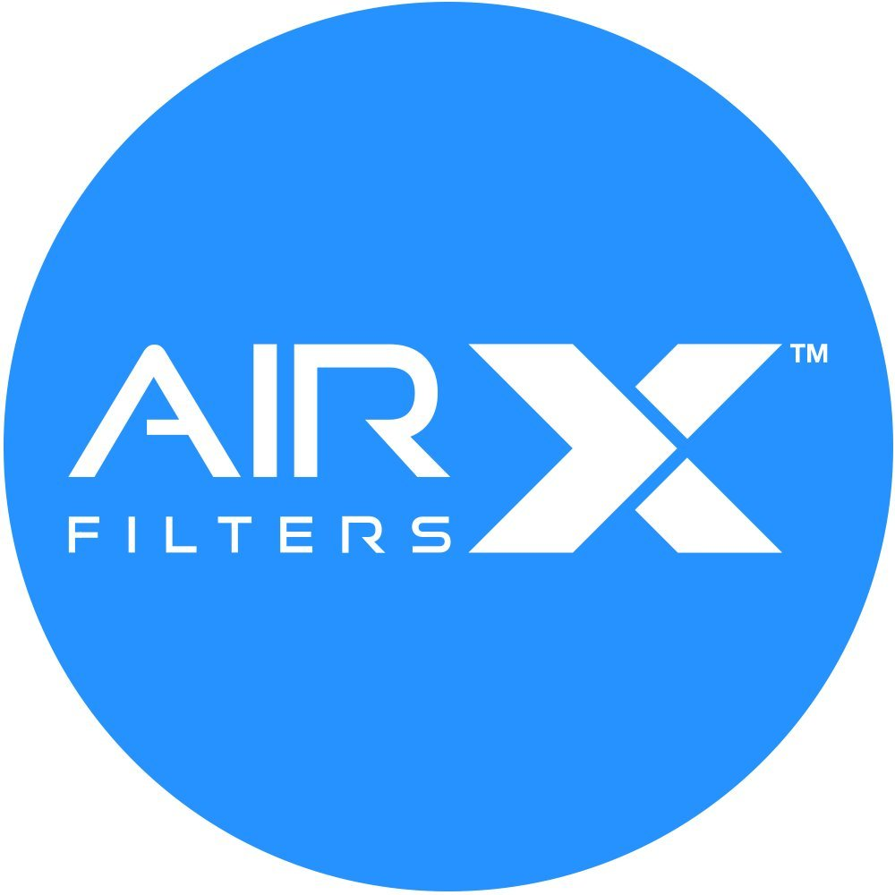 AIRx Filters Dust 12x24x1 Air Filter MERV 8 AC Furnace Pleated Air Filter Replacement Box of 6, Made in the USA