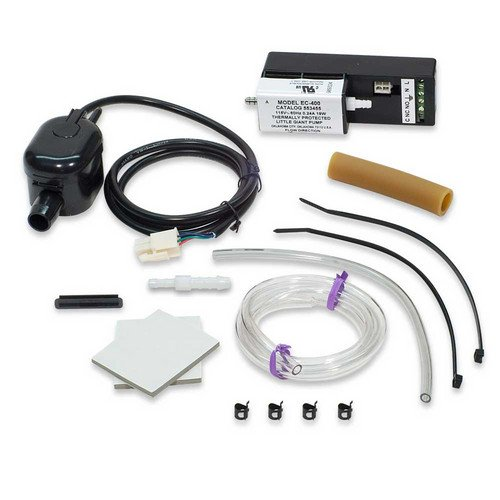 Little Giant EC-400, 4 GPH, 115V - Electronic Condensate Removal Pump (553450)