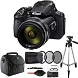 Nikon COOLPIX P900 16MP 83x Super Zoom 4k Wi-Fi GPS Digital Camera with Accesory Bundle Review