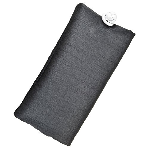 Soft Eyeglass Case (Sunglasses Pouch), Knot and Loop Closure, - Sunglasses Does Protect Eyes Your