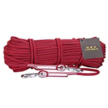 MagiDeal 10.5mm Outdoor Safety Rope Climbing Rappelling Rescue Fire Escape Equipment 25KN
