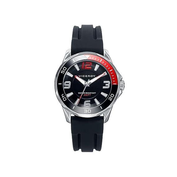 Mit Jungen Uhr 55Amazon Silikon Armband Viceroy Quarz Analog 46707 TcFKJ13l