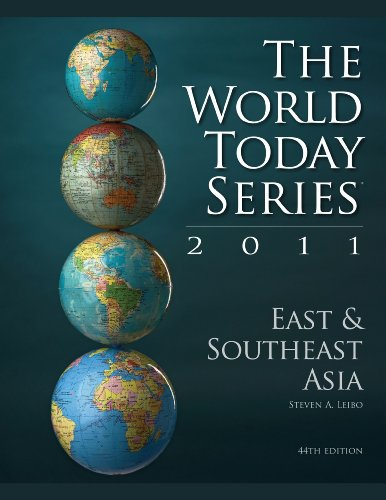 East And Southeast Asia 2011 (World Today (Stryker))