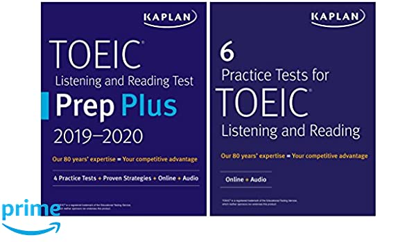 Kaplan Toeic Exam Ebook