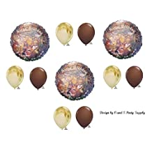 Deer hunting Camouflage Birthday Party Balloons Favors Decorations Supplies