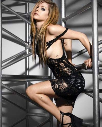 Avril lavinge sexy