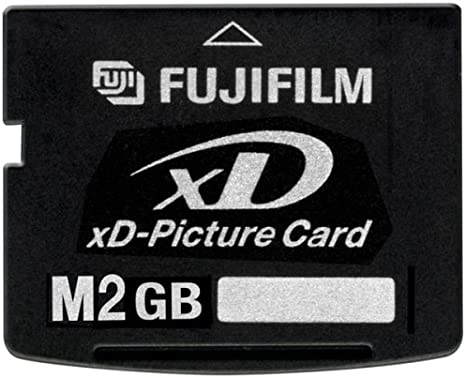 Amazon.com: Fujifilm 2 GB Tarjeta de memoria XD Flash ...