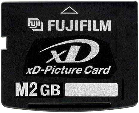 Amazon.com: Fujifilm 2 GB Tarjeta de memoria XD Flash ...