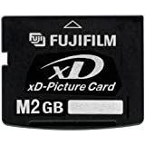 Fujifilm 2 GB XD Flash Memory Card (Retail Package)