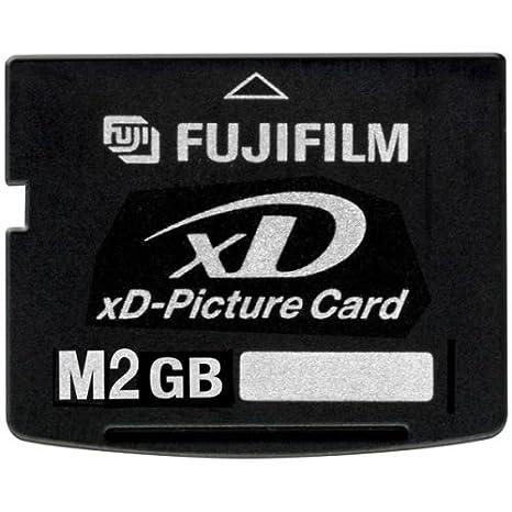 Amazon.com: Fujifilm 2 GB XD Flash Memory Card (Retail ...