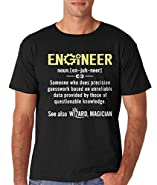 AW Fashion's Engineer - Funny Engineer Meaning - Funny Definition Premium Men's T-Shirt