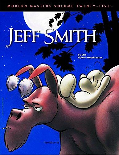 Modern Masters Volume 25: Jeff Smith (Modern Masters Fine Art)