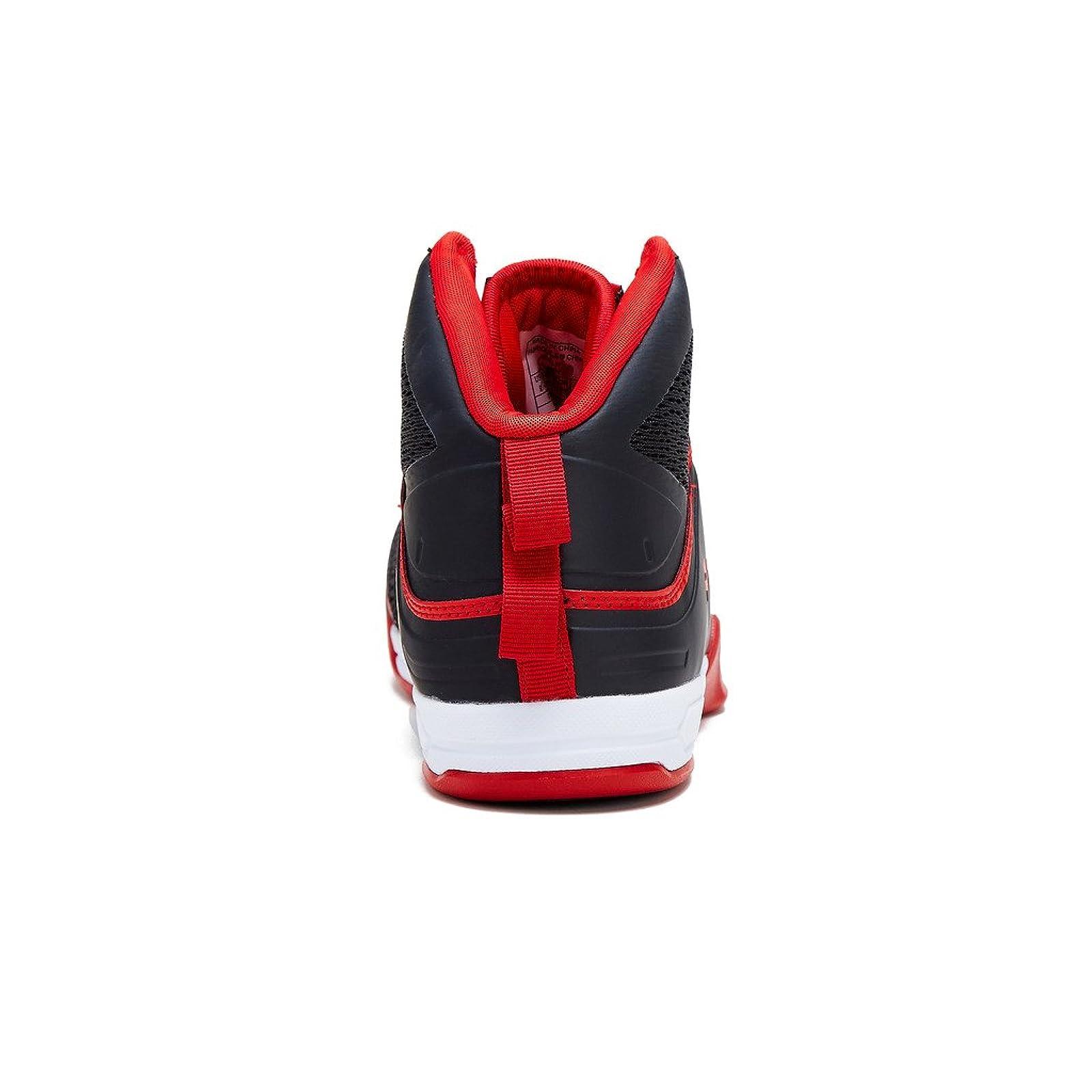 AND1 Men's Havok-M Basketball Shoe Blue - 2