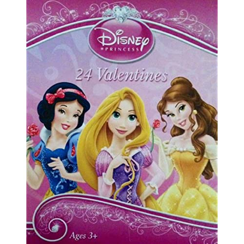 Disney Princess 24 Valentines Sales
