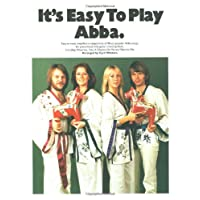 Its Easy to Play ABBA (AM22195) Easy Piano Personality Folios