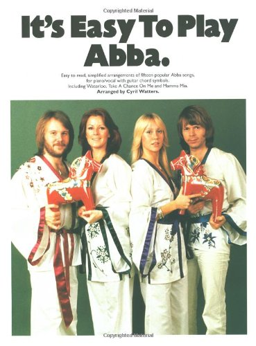 - It's Easy to Play Abba