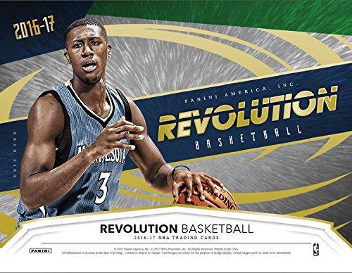 2016-17 Panini Revolution Basketball Hobby Box (8 Packs of 5 Cards: 4 (Basketball Factory Sealed Hobby Box)