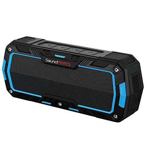 SoundPEATS Outdoor Bluetooth Speakers Portable ...
