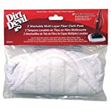 Dirt Devil Steam Mop Pads (2-Pack), AD50000