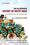 img - for The Illustrated History of South India (Oxford India Collection) book / textbook / text book