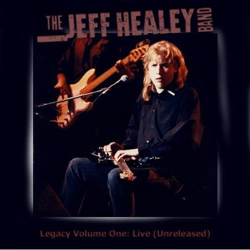 While My Guitar Gently Weeps (Live) by The Jeff Healey Band on ...