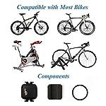 TAOPE-impermeabile-Bluetooth-ANT-sensore-di-cadenzavelocita-Dual-Mode-Cycling-computer-tachimetro