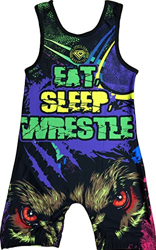 Wrestling Singlet By Ko Sports Gear Release The Beast Eat