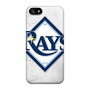 HrY12806JdxR Case Cover, Fashionable Iphone 5/5s Case - Tampa Bay Rays
