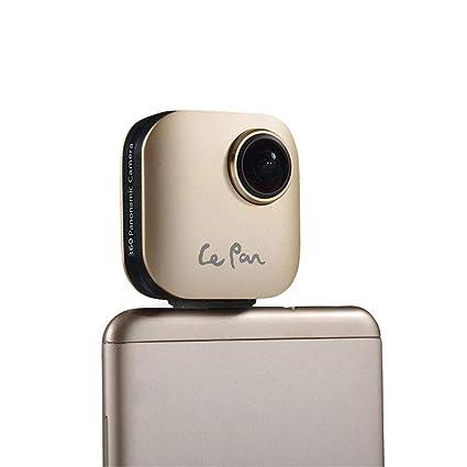 Amazon com: 360 Degree VR Sport Panorama Camera, Selfie