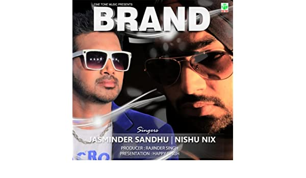 jasminder sandhu brand mp3 song