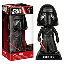 Star Wars: The Force Awakens Wacky Wobbler Bobble Head: Kylo Ren