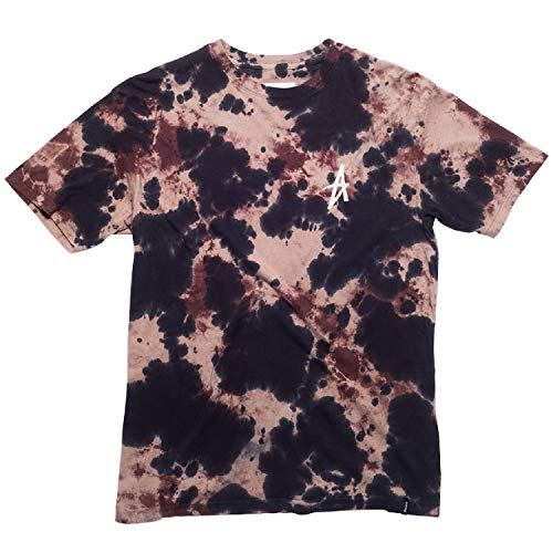 Altamont Tee (ALTAMONT Dark Days (Brown/Black) T-Shirt-Large)