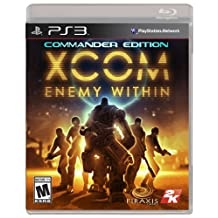 Take-Two Interactive XCOM Enemy Within PS3 Básico PlayStation 3 ENG vídeo - Juego (PlayStation 3, Estrategia, M (Maduro))