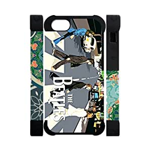 Timeless Classic The Beatles iPhone 5 5S Dual-Protective Polymer Case Cover Custom Fashion Classic Phone Case at Big-dream by Maris's Diary
