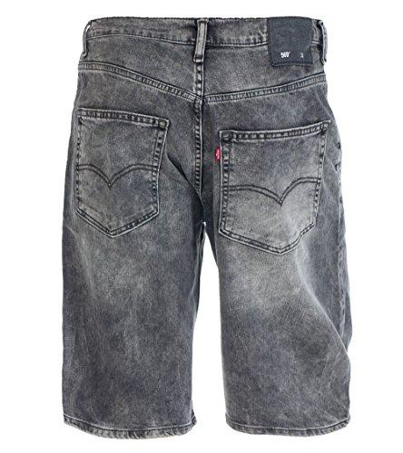 Levis 569 Loose Straight Short Grey 38