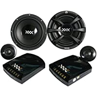XXX6.5C - RE Audio 6.5 XXX Series Car Component Speakers